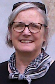 A photo of Rose Norman smiling in Tuscany.